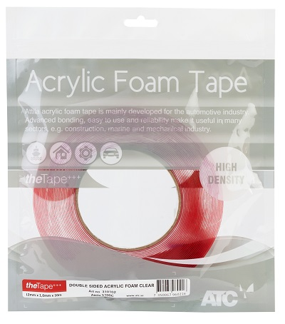 Acrylic Foam Tape Transparent