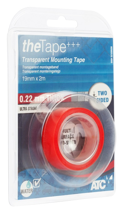 Transparent Mounting Tape