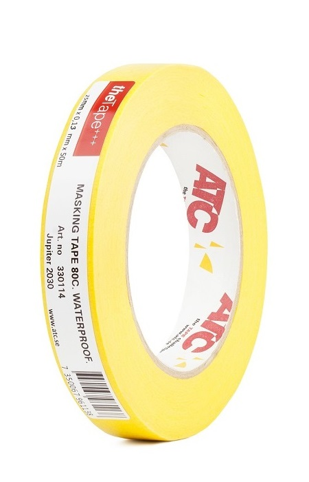 Masking Tape 80C Waterproof