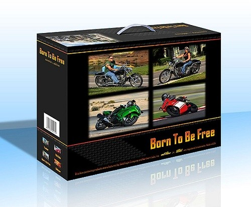 Gift Box BORN TO BE FREE