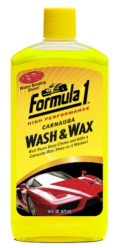 Carnauba Wash & Wax 475