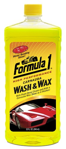 Carnauba Wash & Wax 950
