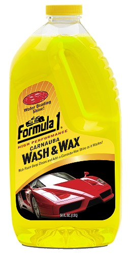Carnauba Wash & Wax  1900