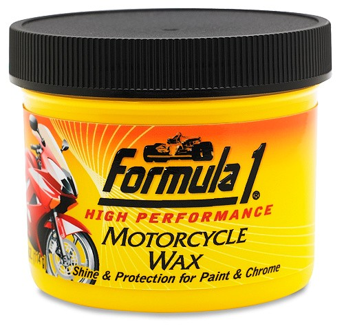 Motorcycle Wax