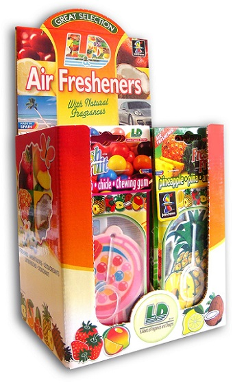 Paper Fresh Fruit