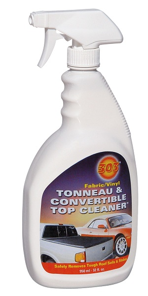 Tonneau & Convertible Top Cleaner