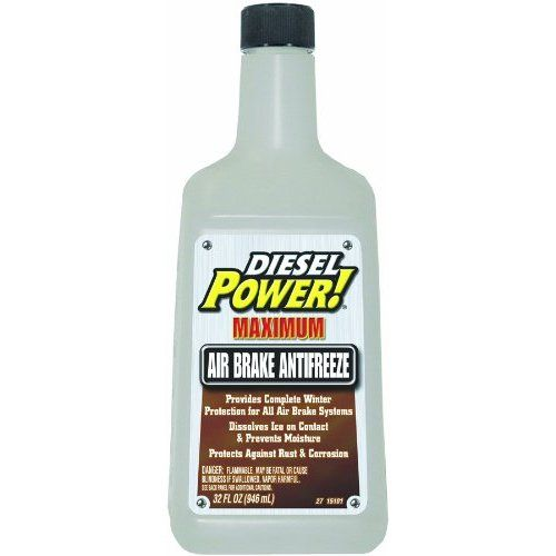 Air Brake Antifreeze