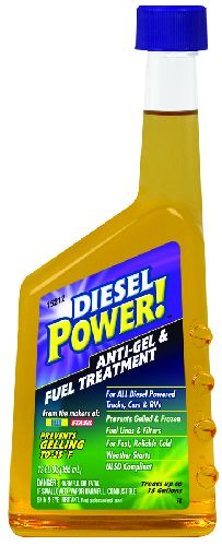 Diesel Anti-Gel & Fuel Treatment 132