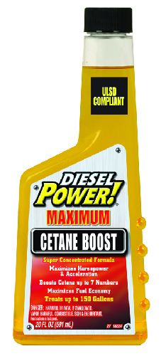 Maximum Cetane Boost