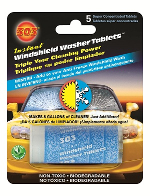 Windshield Washer Tablets 5