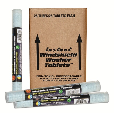 Windshield Washer Tablets 25