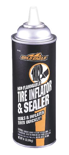 Tire Leak Stopper & Inflator