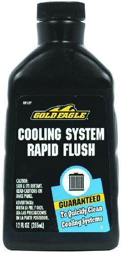 Cooling System Rapid Flush
