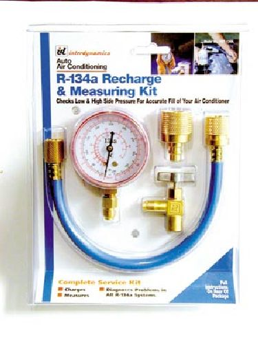 Charging & Measuring Kit Professional