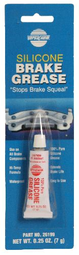 100% Silicone Brake Grease