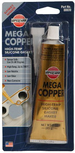 Silicone Gasket Maker - Copper