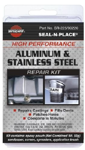 Aluminium & Stainless Steel Repair Kit