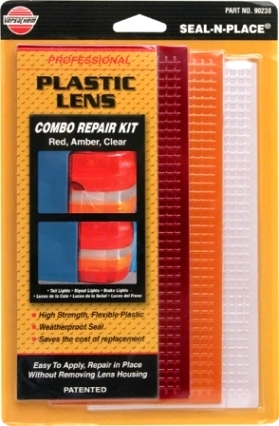 Plastic Lens Repair Kit - SUV