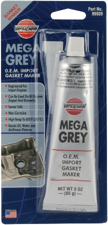 Silicone Gasket Maker - Grey